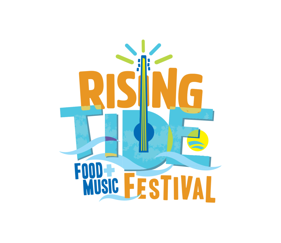 Food and Music Festival Logo