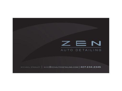 Auto Detailing Branding