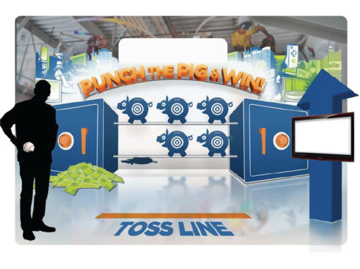 Concept Game Design for Bank Activation