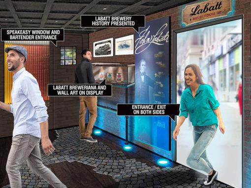 Pop Up Brewery Museum Business Development