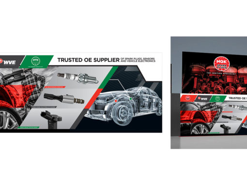 AAPEX Tradeshow Automotive Marketing Design