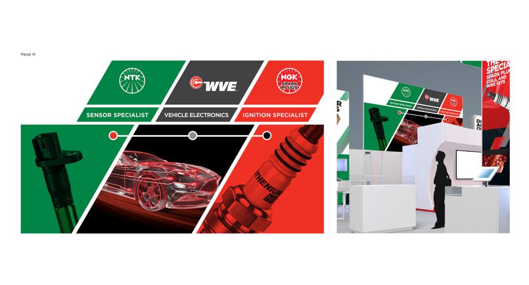 AAPEX Tradeshow Header Graphic Design