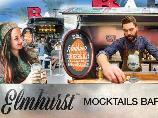 Branded Airstream Beverage Sampling Mobile Marketing Event