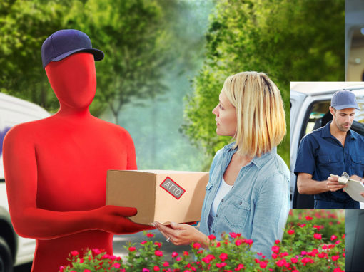 Campaign Character Design Photoshop Imagery Shipping