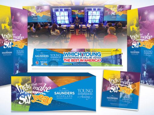 Entrepreneur Business Presentation Event Design