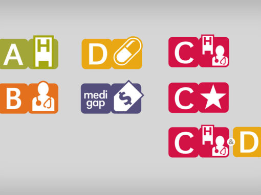 Healthcare Medicare Icons