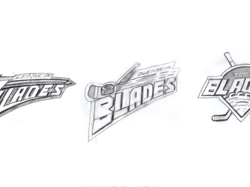 Hockey Team Logo Sketches