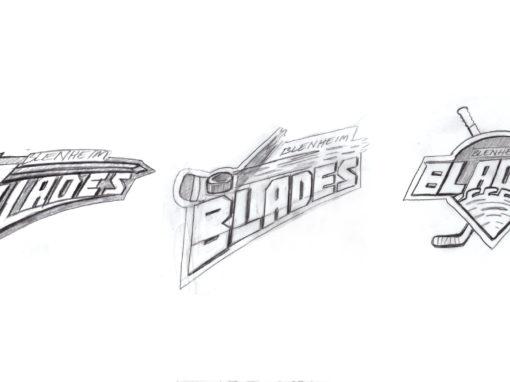 Hockey Team Logo Sketches