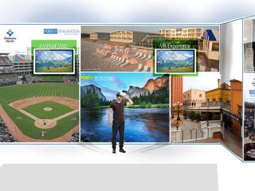 Tradeshow Design with Virtual Reality