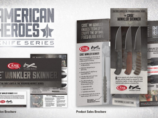 Knive Product Sales Mailer Design