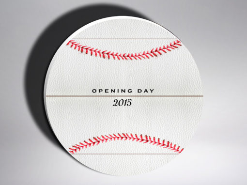 Baseball Homeplate Packaging Design for Opening Day