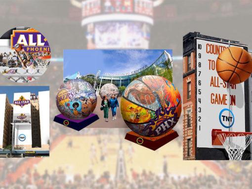 NBA Community Development Concept Art
