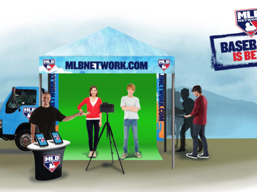 Photo Booth Concept for Business Development