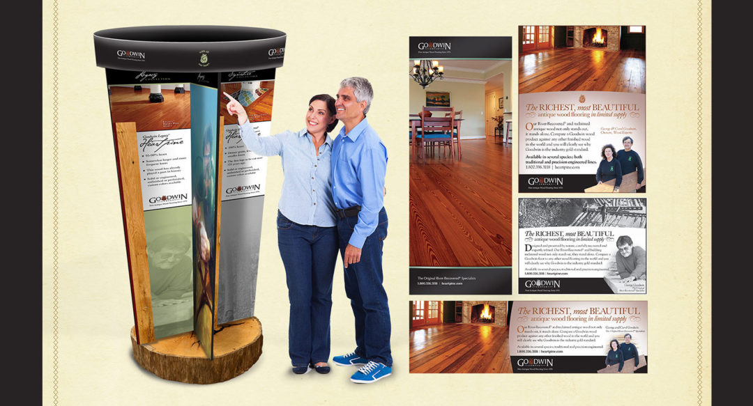 Wood Flooring Product Carousel