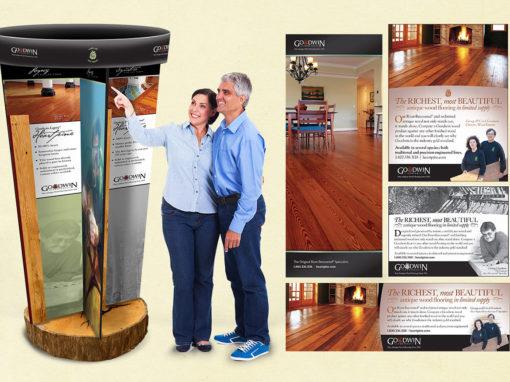 Wood Flooring Product Carousel
