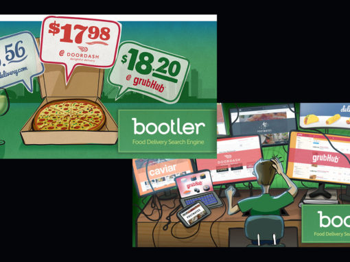 Food Delivery Social Banner Ads
