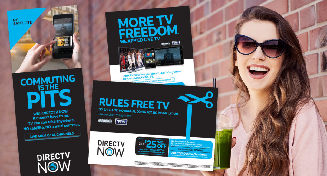 Cable Internet Advertising Campaign for Apartments