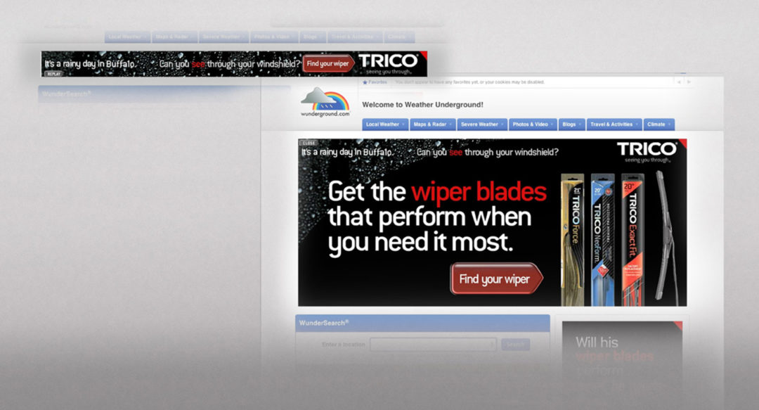 Dropdown Animated Web Banner Designs for Automotive