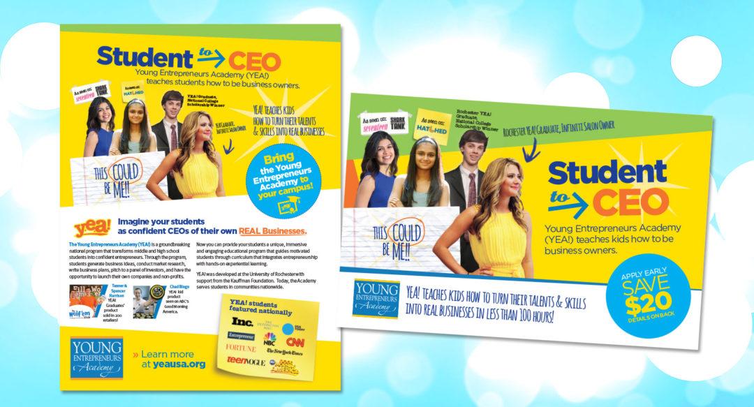 Educational Company Direct Mail Entrepreneur