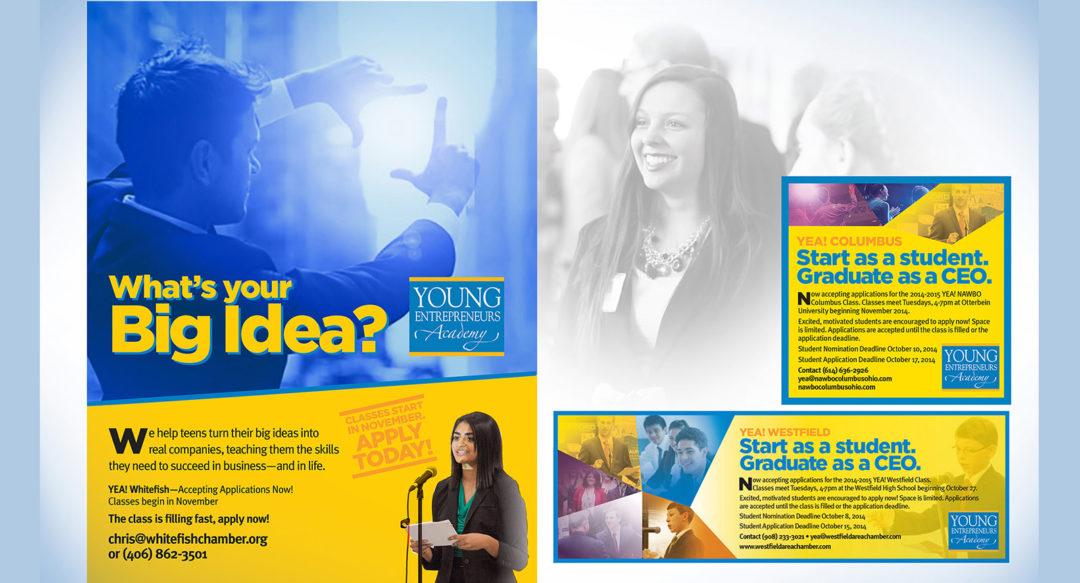 Educational Program Social Advertising