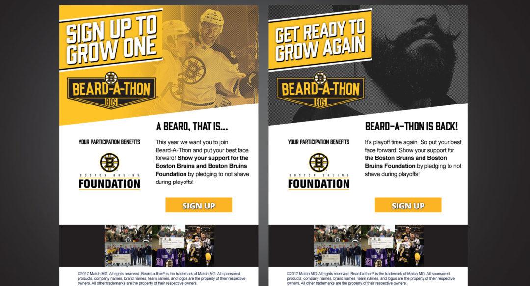 Hockey NHL HTML Eblast Email Design