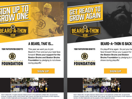 Hockey NHL HTML Eblast Email Design