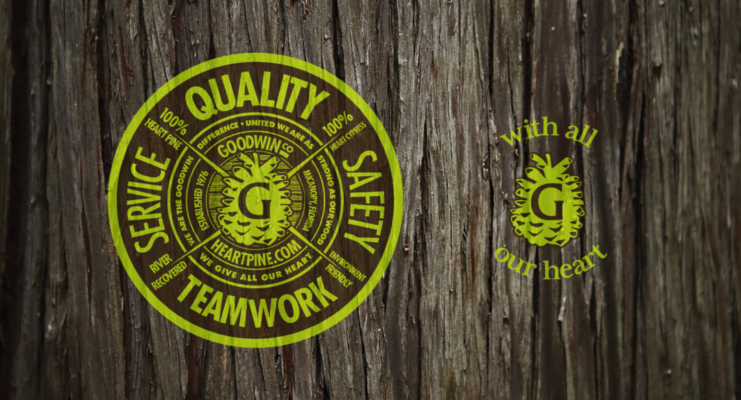 Lumber Company Employee Tshirt Graphic Design