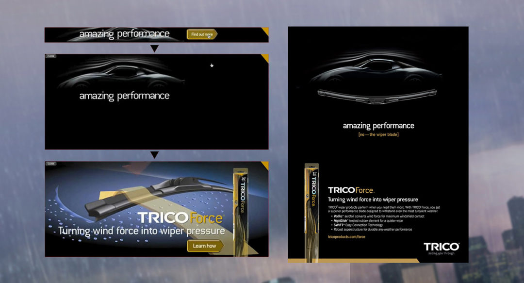 Motion Graphics Web Banners Graphic Design