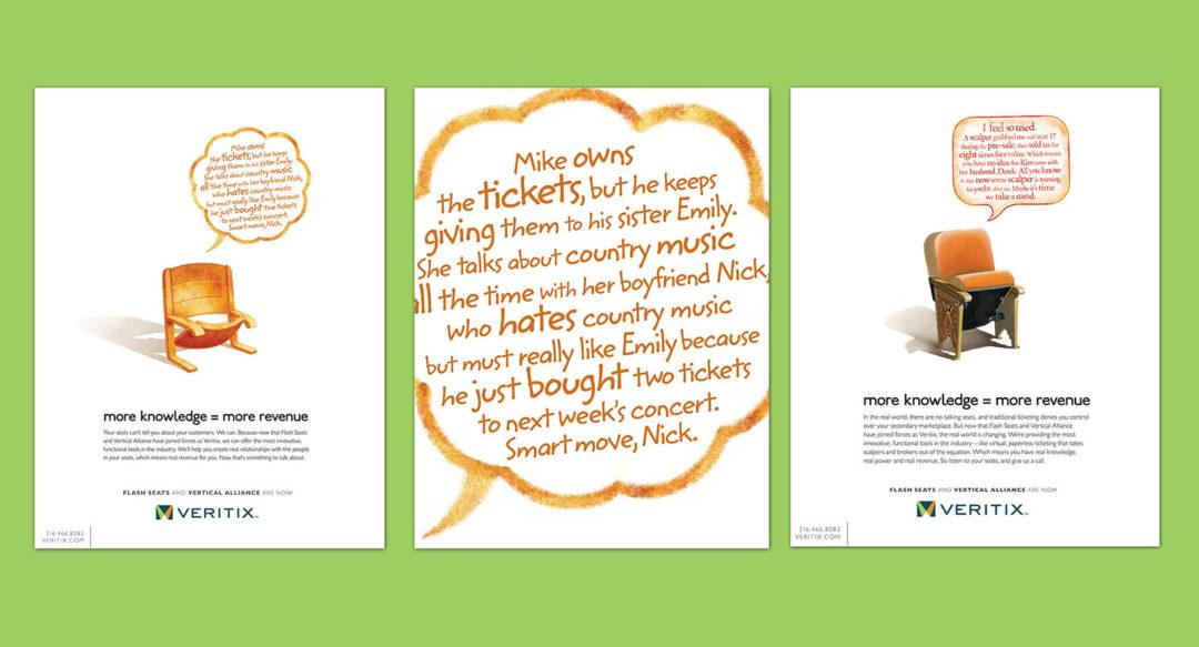 Print Magazine Ads Electronic Tickets