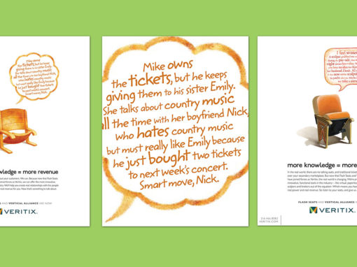 Print Magazine Ads Electronic Tickets