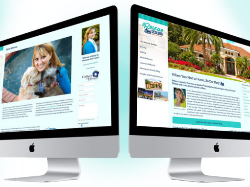 Real Estate Agent Realtor Website Design