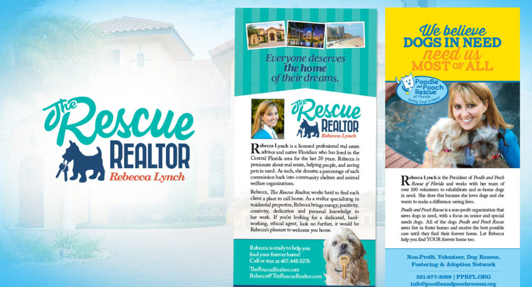 Real Estate Agent Rescue Realtor Marketing Materials