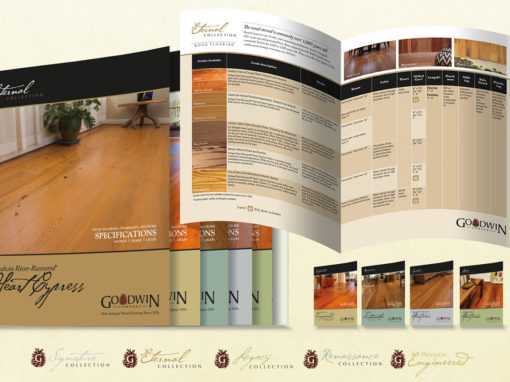 Small Business Brand Guideline Brochure
