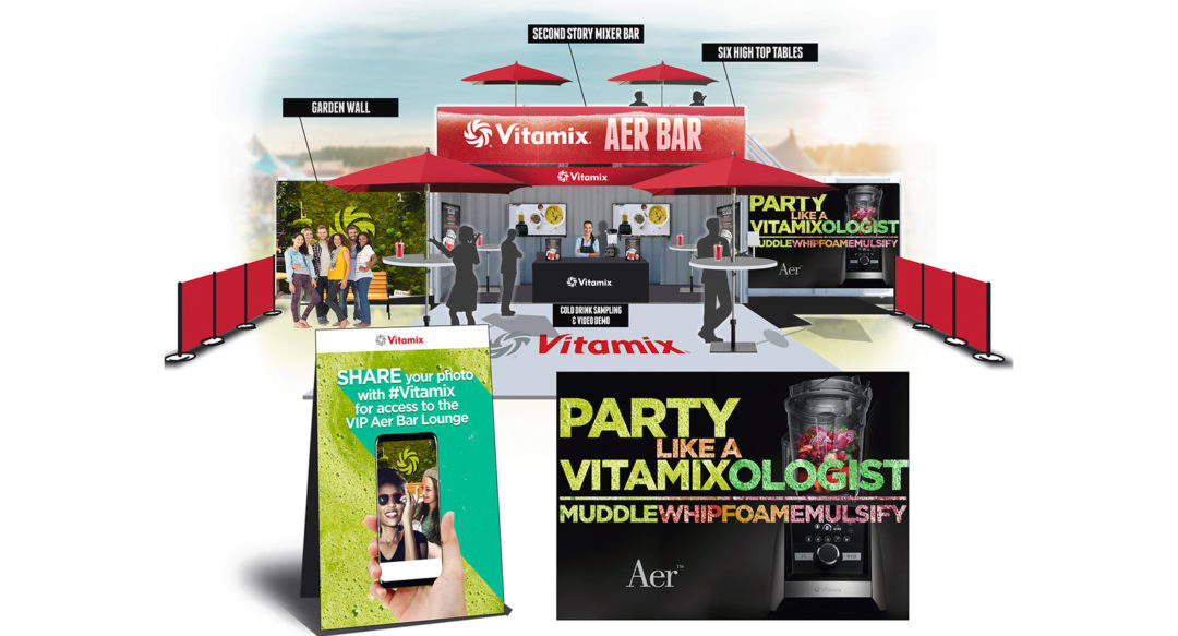 Shipping Container Event Design and Poster Branding Campaign Design