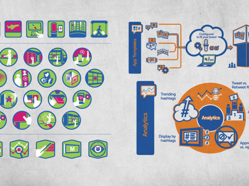 Technology Company Icons Brand Guideline
