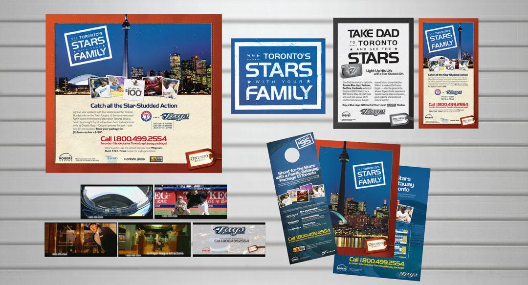 Canada Baseball Advertising Campaign Design