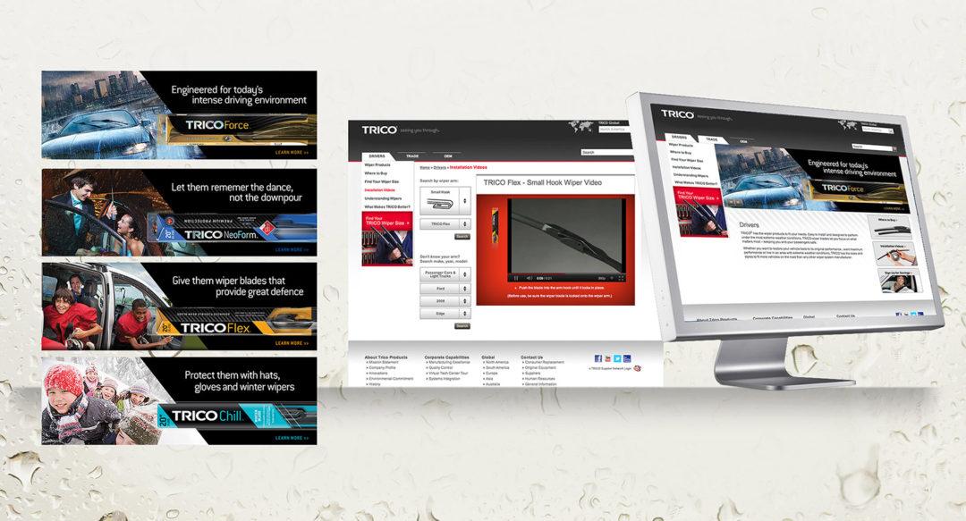 Wiper Blade Automotive Ads