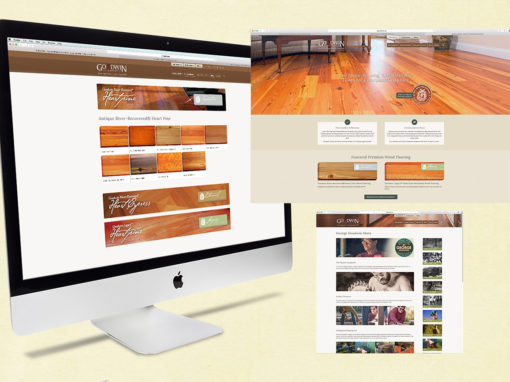 Wood Flooring Luxury Home Products User Journey and Interface – Goodwin Company