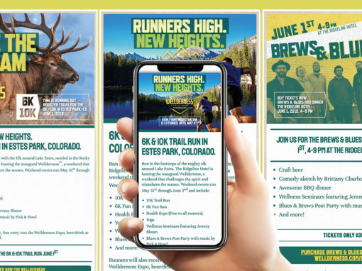 Run Festival HTML Email Blast Design and Programming